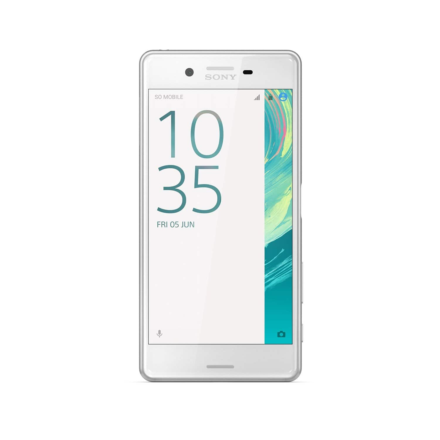 Sony  Xperia X, Xperia XA, and the Xperia X Performance in Amazon's Deal of the Day - 20-25% off $199-$499