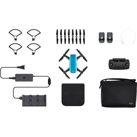 Dji Spark Drone - Fly More Combo (Various Colors) $546.15 Shipped