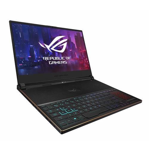 "ASUS ROG Zephyrus S Ultra Slim Gaming Laptop, 15.6"" 144Hz GeForce RTX 2080, Intel Core i7-8750H CPU, 16GB DDR4, 512GB PCIe Nvme SSD, Aura Sync RGB, $2,199.99 $2199.99"