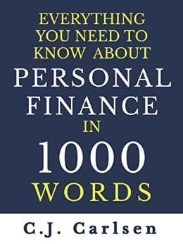 """Free Kindle eBook: """"Everything You Need to Know About Personal Finance in 1000 Words"""""""