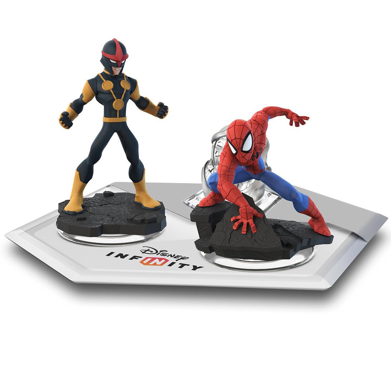 Overstock.com - Disney INFINITY:  Marvels Ultimate Spider-Man Playset $17.92