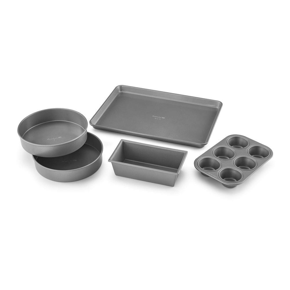 Calphalon Nonstick Bakeware Set 5-Piece 50% off ($27.50) Clearance Home Depot OOS