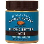 Barney butter smooth almond butter 60oz $25.44