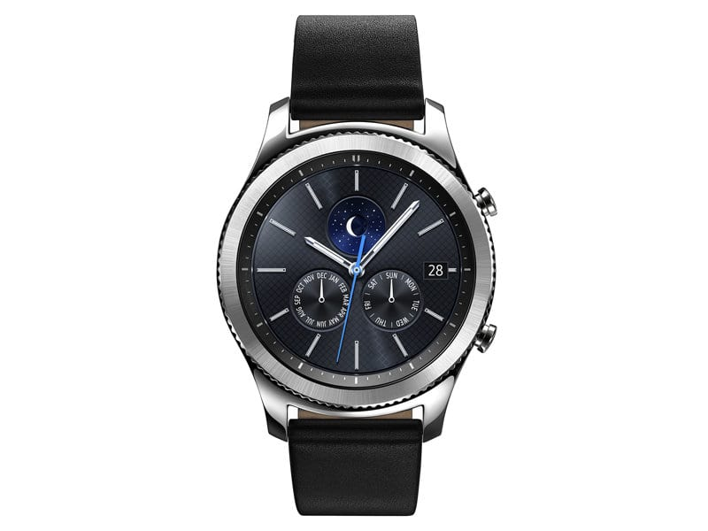 Samsung Gear S3 Classic or Gear S3 Frontier (New) at Samsung.com (Discover Deal) [YMMV] $212