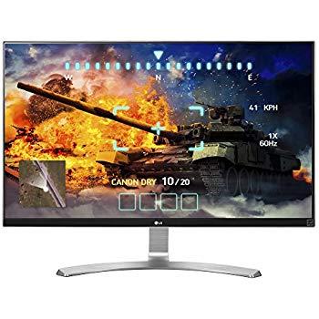 LG 27UD58-B 27-Inch 4K UHD IPS Monitor $291.44