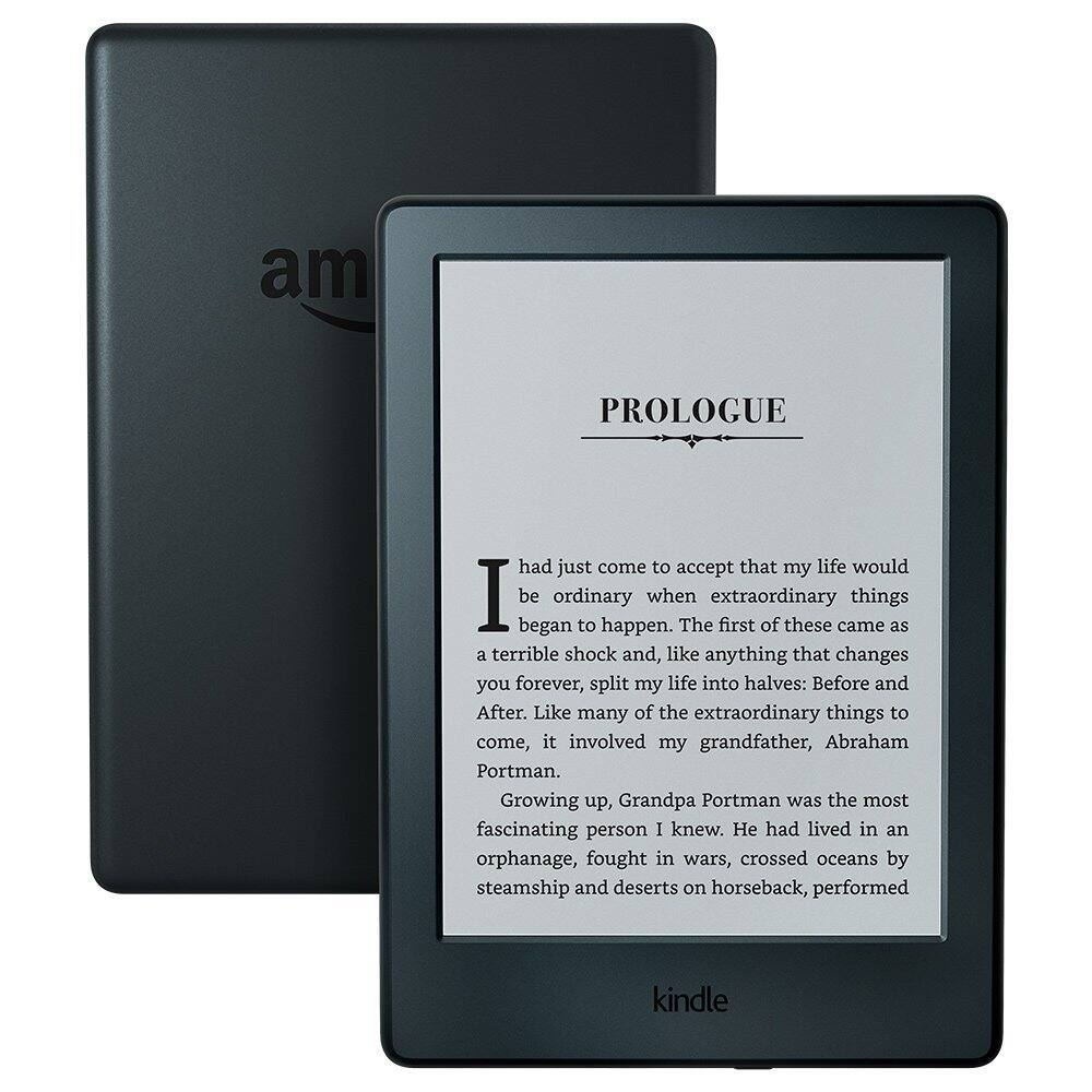 "Kindle 6"" E-Reader with Amex MR - $19.99"