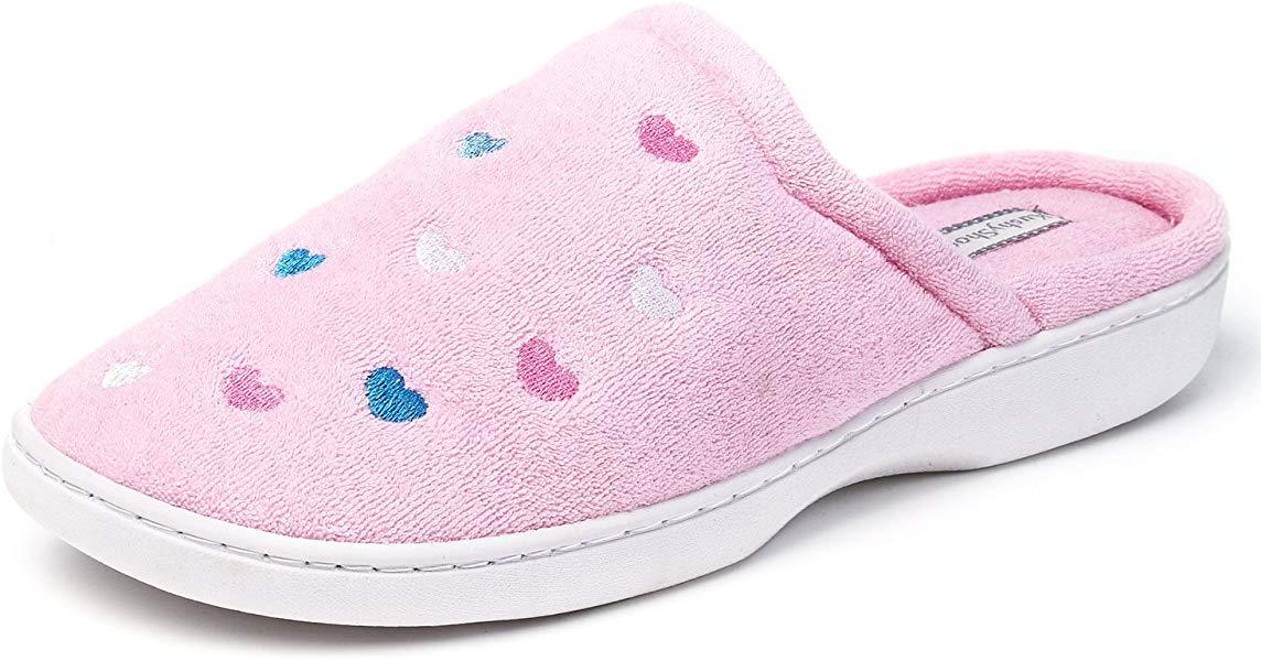 7d156fe10d9 Comfy Winter Slipper for women (Pink) -  8.81  Amazon.com Free Shipping -  Slickdeals.net