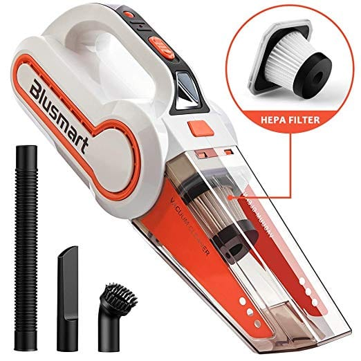 *Lowest Price* Handheld Cordless Vacuum with HEPA filter - FS @Amazon.com $15.99