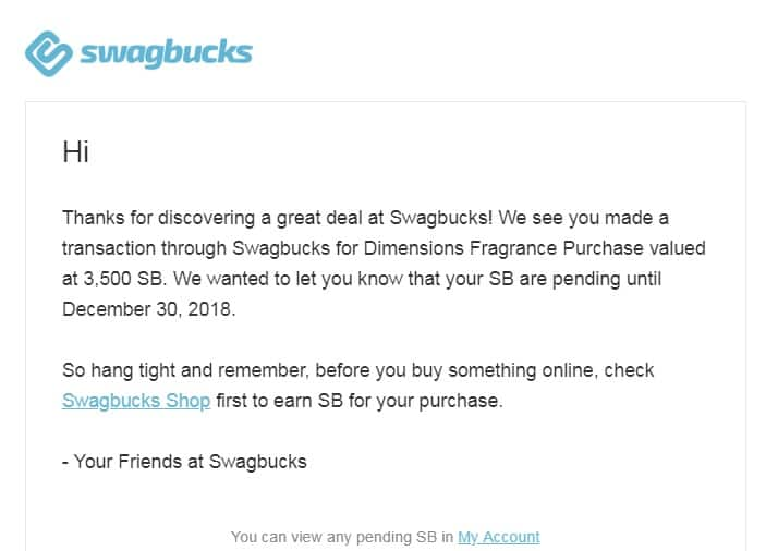 Swagbucks( Money Maker ) - Dimensions Aromatherapy Diffuser