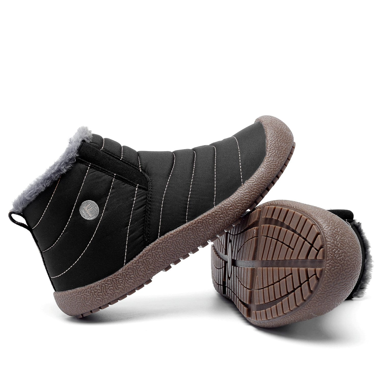 0186c1760 CIOR Men's & Women's Fur Lined Snow Boots (Various Styles & Sizes ...