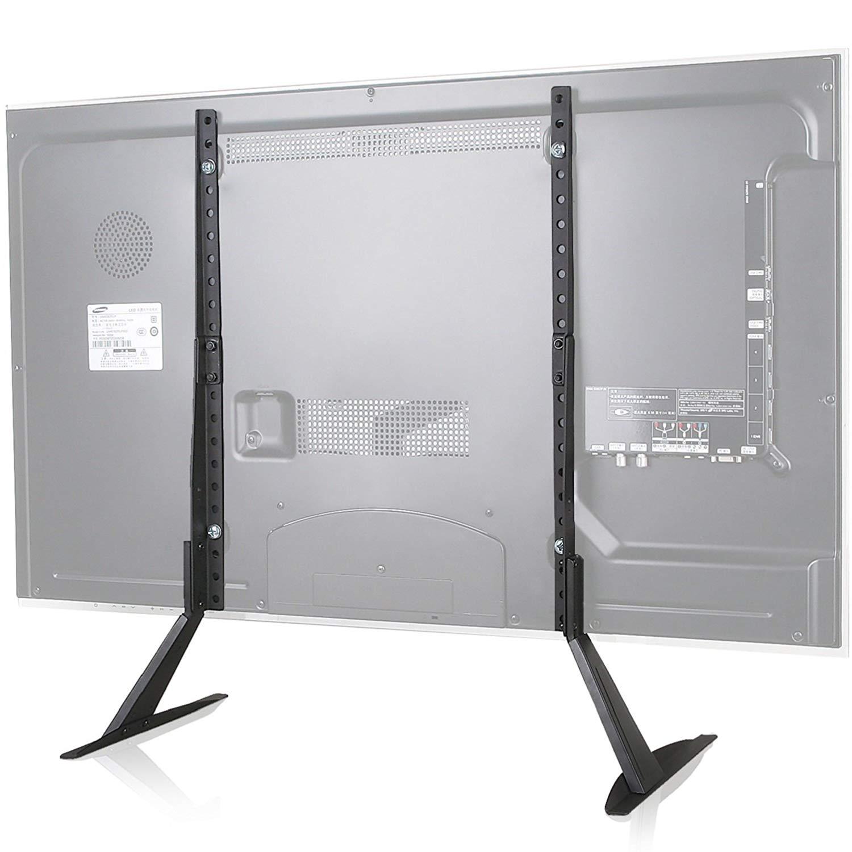 Universal Tabletop Tv Stand Vesa Mount For 22 65 Tv Amazon