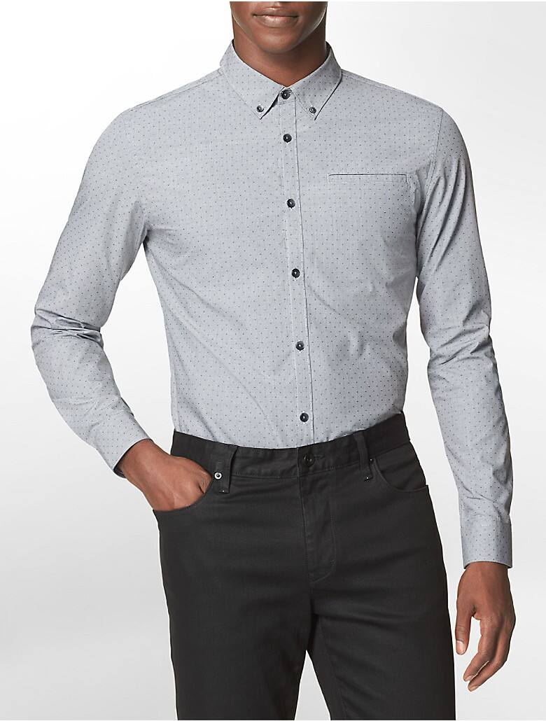 Calvin Klein shirts for $14.99 on eBay (Sold by Calvin Klein itself with free shipping)