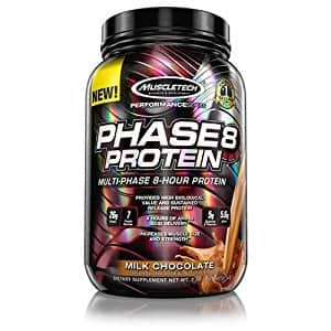 MuscleTech Phase 8 Protein 4.6lbs - 2 for $36.39