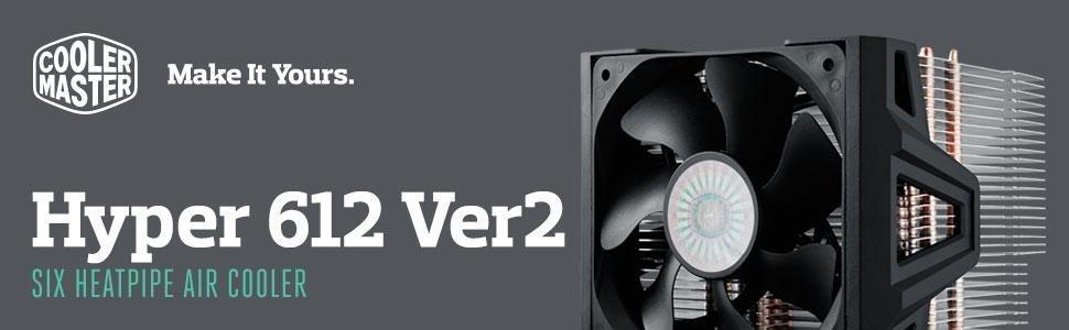 Cooler Master Hyper 612 Ver.2 $25 AR