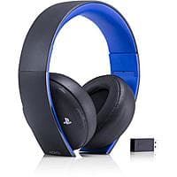 Walmart Deal: Sony Gold Wireless Stereo Headset (PS4) - $55