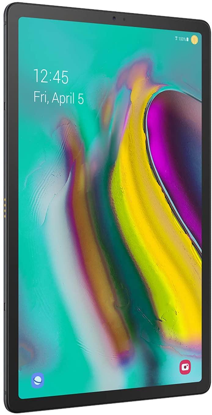 Samsung SM-T720NZKAXAR Galaxy Tab S5e 64 GB Wifi Tablet Black (2019) $298