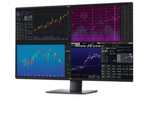 """43"""" Dell UltraSharp U4320Q 4K UHD IPS Monitor w/ USB-C + $100 Dell eGift Card $789"""
