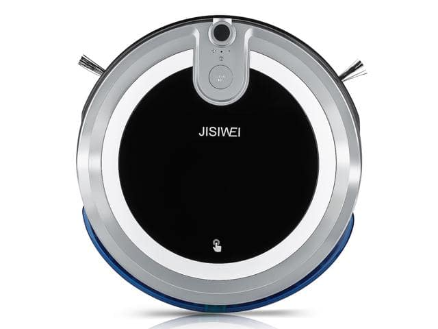 JISIWEI I3 Wi-Fi Enabled Robotic Vacuum Cleaner Automatic Self Charging Floor Cleaner w/ Accessories $99.99 + Free Shipping