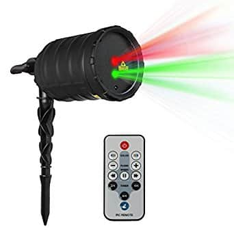 IMAXPLUS Halloween Christmas Outdoor Laser Light $32.19 AC FS w/ Amazon Prime