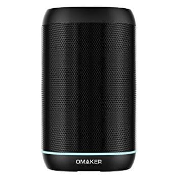 Omaker via Amazon Handsfree Smart Speakers Wireless Multiroom Wifi Portable Bluetooth Speakers with Amazon Alexa $69 FS w/ Prime