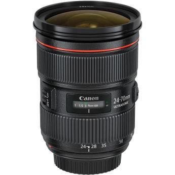 Canon EF 24-70mm f/2.8L II USM Zoom Lens $1499 (Save $200)