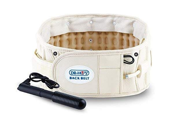 DR-HO'S 2-in-1 Decompression Belt $69.99