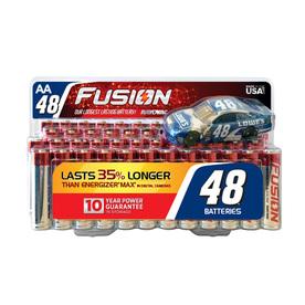 Rayovac 48-Pack AA Alkaline Batteries - $6.80!! Originally $16.00 - Lowes YMMV! B&M  Store Pickup