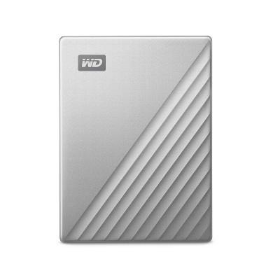 Western Digital My Passport 4TB - Ultra Mac Silver $59.99 ymmv