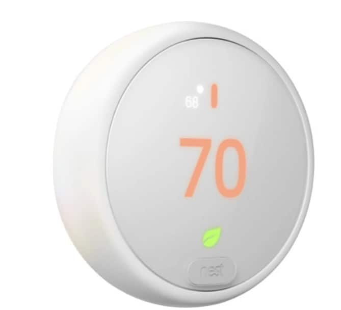 Google Nest Thermostat E - $101.40