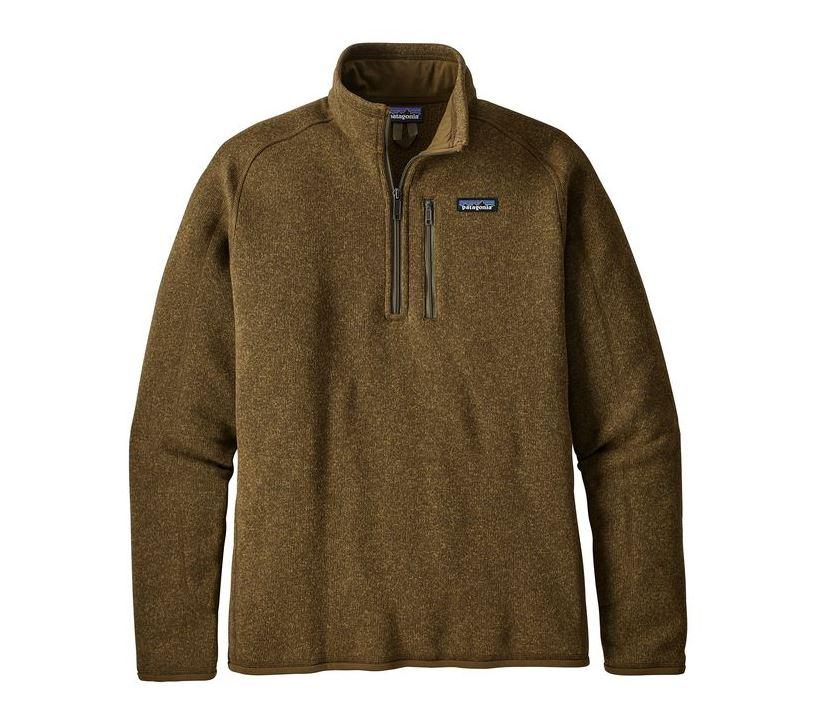 25f91aceb5002 Patagonia Men's Better Sweater® 1/4-Zip Fleece $69 - Slickdeals.net