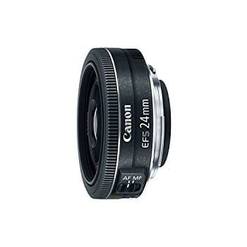 Canon EF-S 24mm f/2.8 STM Lens $129 + tax