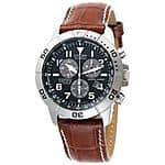 Citizen Men's BL5250-02L Titanium Eco-Drive Watch with Leather Band $169.99 + FS @ eBay