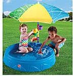Step2 Play & Shade Kiddie Swimming Pool $56.99 + FS @ Walmart