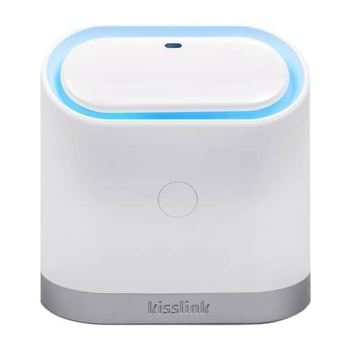 Kisslink Smart Wi-Fi Router/Range Extender/Repeater, Boost Wi-Fi in 2 Minutes $19.99