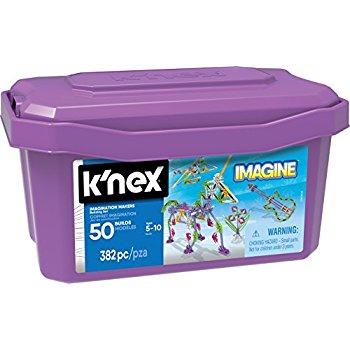 K'NEX Imagination Makers Building Set (382 Piece) $21.25