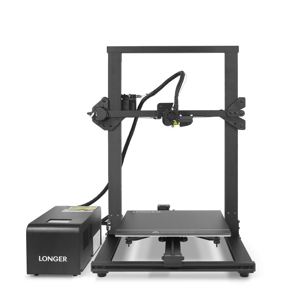 LONGER LK1 FDM 3D Printer - Huge Build Size 300x300x400mm - $160 Shipped, FS, NT at Longer 3D