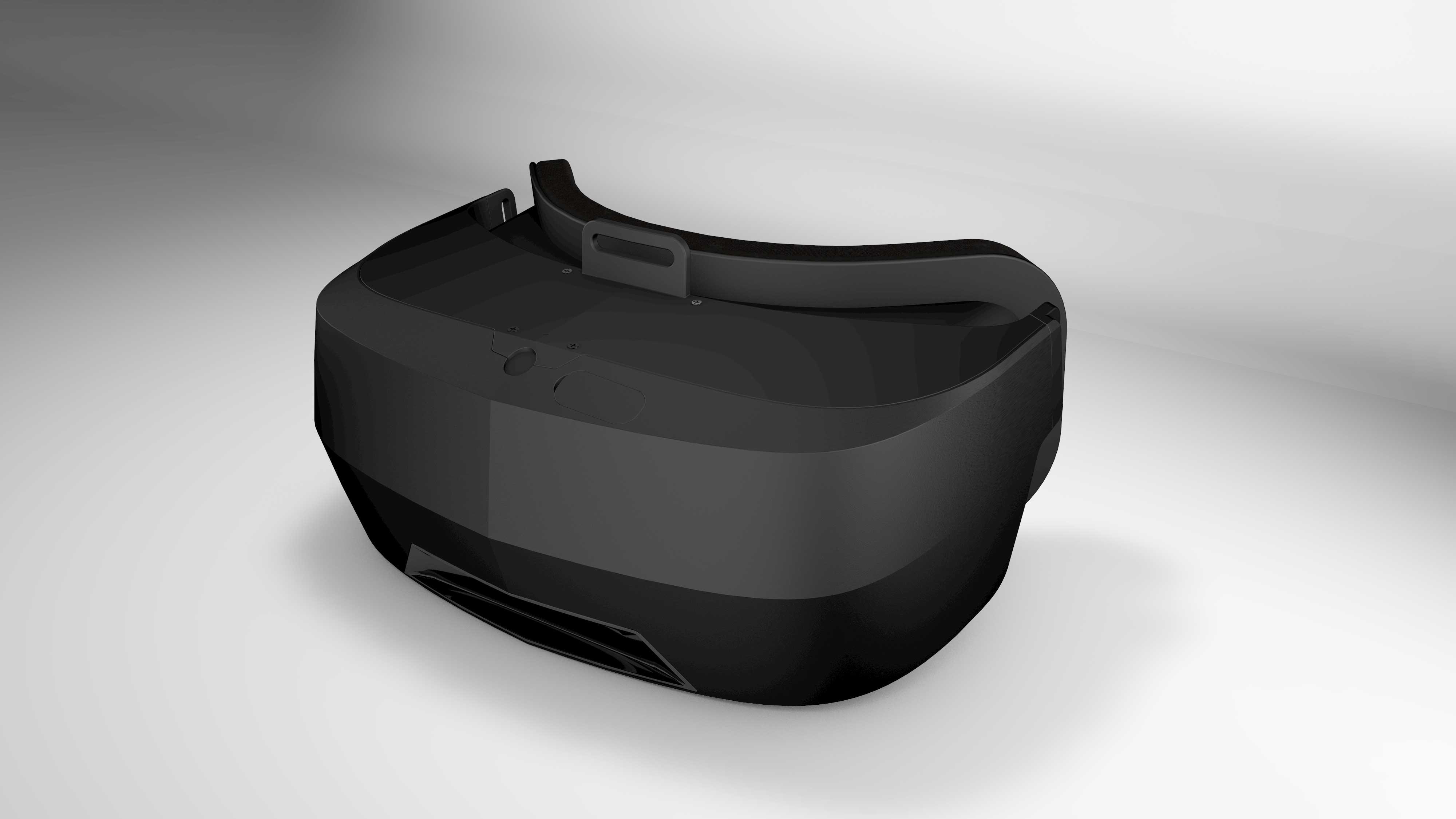cdd641784e0f VR-Tek 2560x1440 Virtual Reality Headset w   20 Steam Gift Card ...