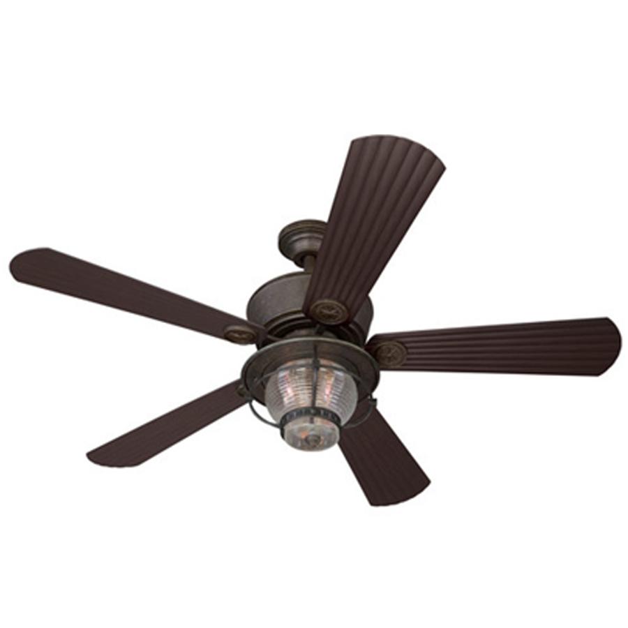 Harbor Breeze Merrimack 52-in Indoor/Outdoor Ceiling Fan 129.00