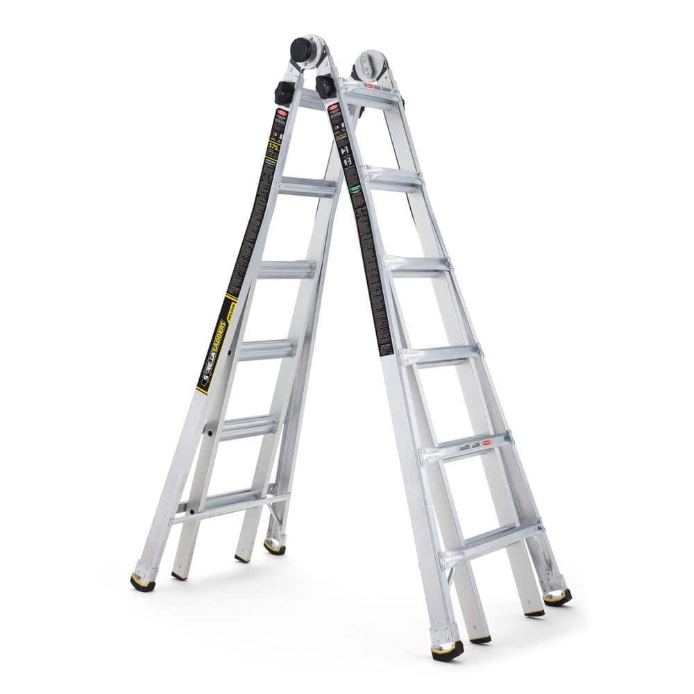 26' Multi-Position Ladder , 375 lb  Load Capacity, $169 + Free Store