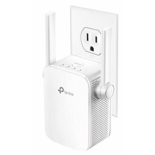 Prime Members: TP-Link AC1200 Dual Band WiFi Range Extender, Repeater, Access Point w/ Mini Housing Design for $29.99 @Amazon