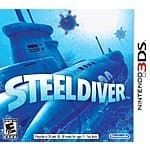 Steel Divers 3Ds $2.99