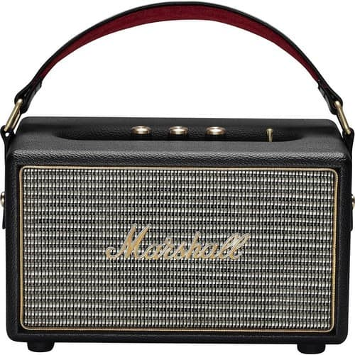 Marshall Kilburn Portable Wireless Bluetooth Speaker - Black (Certified Refurbished) $159.99