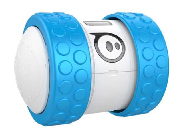 Sphero Ollie App-Controlled Robot, White & Blue $35