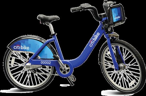 $50 off Citi Bike Annual Membership $119