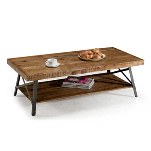 Emerald Home T100-0 Chandler Cocktail Table, Wood $101.62 + fs