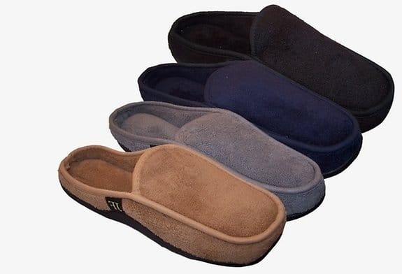 James Fiallo Men's Slippers - Shoe Style $9.99 + fs