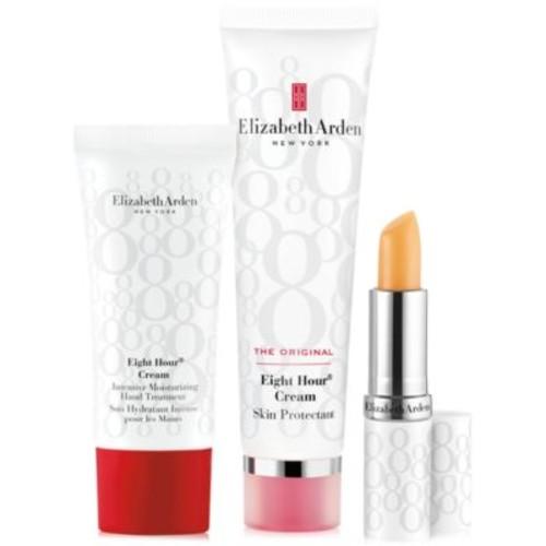 Elizabeth Arden 3-Pc. Eight Hour Cream Nourishing Skin Essentials Gift Set $29.00