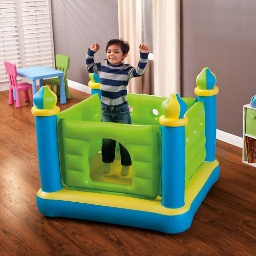 Intex Inflatable Junior Jump-O-Lene Kids Castle Bouncer By Intex Entertainment $38.67 + fs