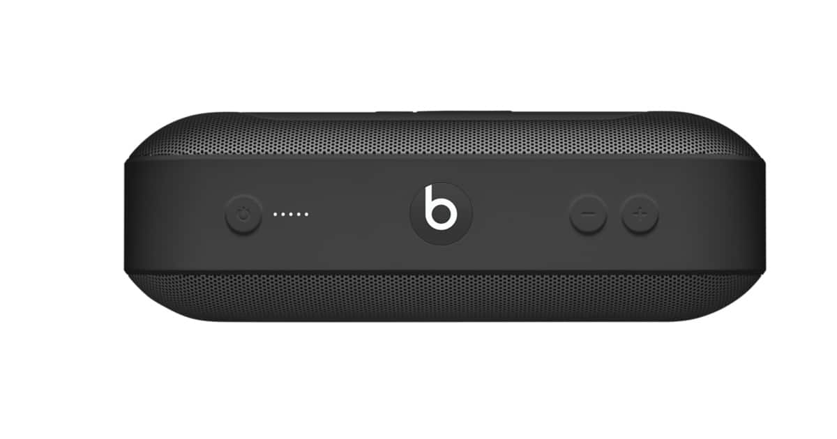Beats Pill+ speaker Black/White at frys.com $148