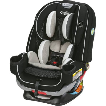 "Graco 4Ever Extend2Fit 4-in-1 Convertible Car Seat in ""Clove"" $199.99 at walmart"